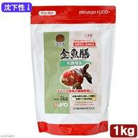 日本動物薬品 ニチドウ 金魚膳 粘膜増強 沈下性1kg