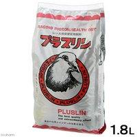 東京飯塚農産 プラスリン 1.8L レース鳩 鳥 フード