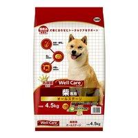 イースター ウェルケア 柴犬専用 オールステージ 4.5kg
