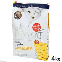 HAPPY CAT センシティブ グレインフリー カニンヘン(ラビット&ビーフ) 4kg 正規品