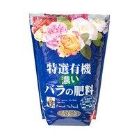花ごころ 特選有機 濃い バラの肥料 2.5kg バラ デルバール フレンチローズ ガーデニング 肥料