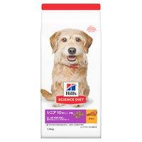 サイエンスダイエット シニアプラス 小粒 高齢犬用 1.4kg 正規品