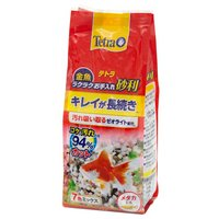 テトラ 金魚 ラクラクお手入れ砂利 7色ミックス 1kg