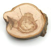 国産 天然素材の切り株ステージ うすいりんごの木 S 1個 かじっても安心 かじり木