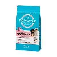 プロマネージ 12ヶ月までの子犬用(パピー) 1.7kg ドッグフード
