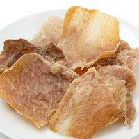 国産 うす~くスライスして焼いた 豚のもも肉ジャーキー 30g 犬猫用 PackunxCOCOA