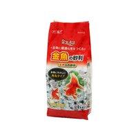 GEX 金魚の砂利 ナチュラルミックス 1kg