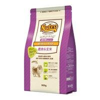ニュートロ ナチュラルチョイス 鹿肉&玄米 超小型犬~小型犬用 成犬用 800g プロテインシリーズ