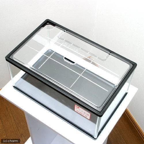 鈴木製作所 クリスタルトリオM(カメ水槽360用フタ)