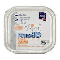 FORZA10(フォルツァ10) アクティウェット リナール フライトフィッシュ 腎臓ケア 100g キャット