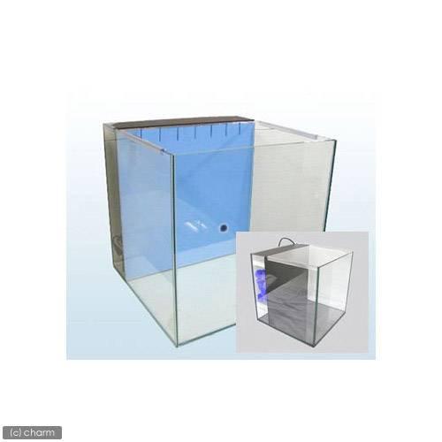 メーカー直送 GLASIA ネクスト NX−300 クリアシリコン(ライトブルー)(300×300×300)