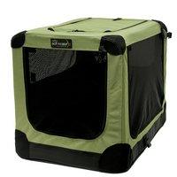 ソフクレート n2 L 中型犬用 犬 キャリーバッグ クレート(18.1kgまで) ゲージ サークル 折りたたみ