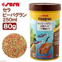 ビーパグラン 250ml 80g  熱帯魚 顆粒 餌