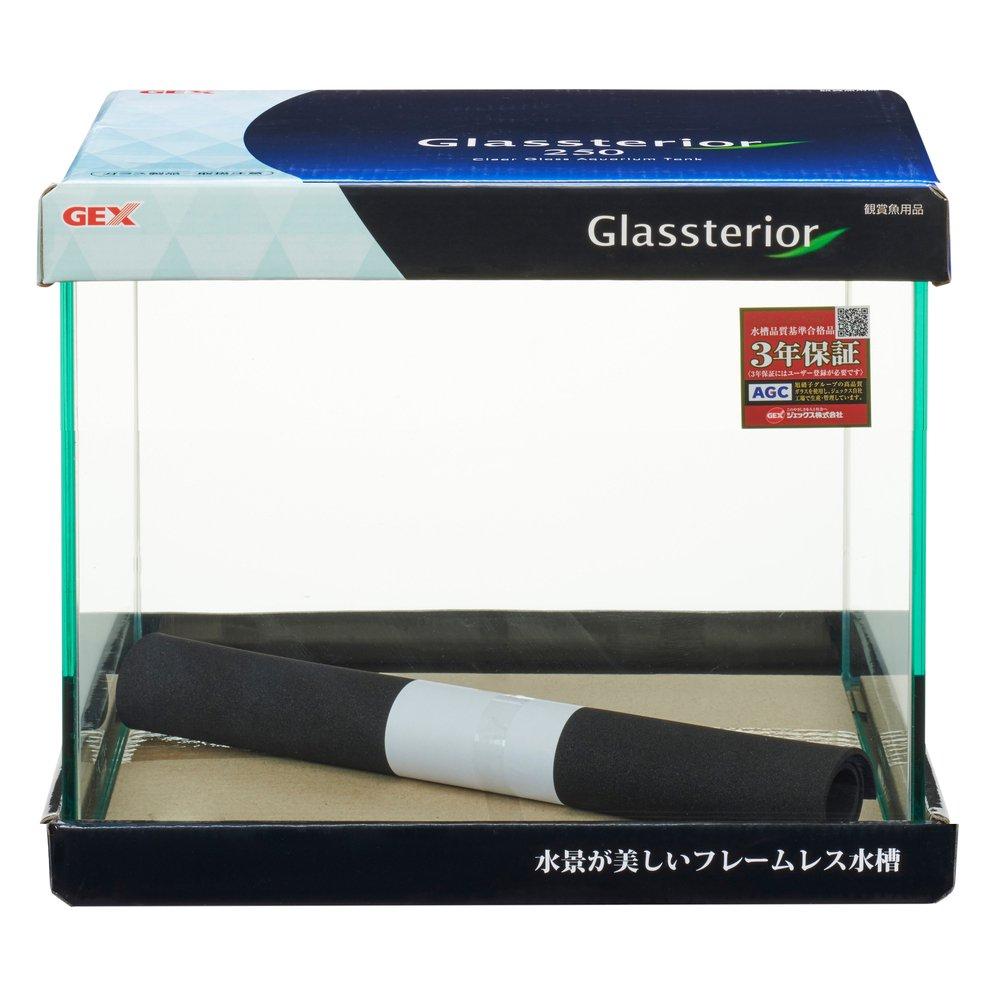 お一人様2点限り グラステリア300水槽 (30×20×25)30cm水槽(単体)