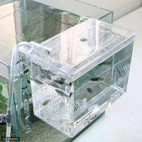 スドー 外掛式産卵飼育ボックス サテライト