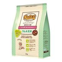 ニュートロ ナチュラルチョイス ラム&玄米 子犬用 全犬種用 3kg プロテインシリーズ
