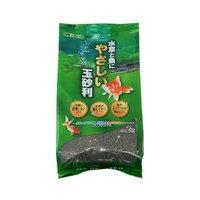 カミハタ 水草と魚にやさしい玉砂利 2kg